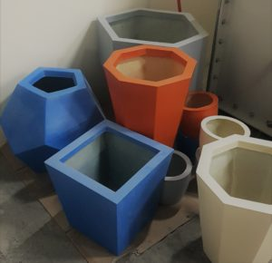 GRP Planters and Pots